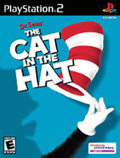 Cat In The Hat for PlayStation 2