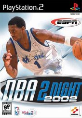 ESPN NBA 2Night 2002 for PS2