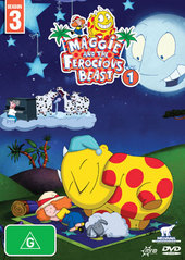 Maggie And The Ferocious Beast: Vol 1 on DVD