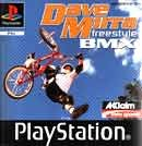 Dave Mirra Freestyle BMX for