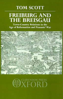 Freiburg and the Breisgau by Tom Scott