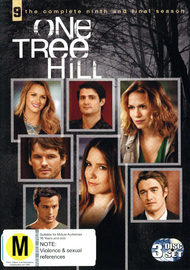 One Tree Hill - The Complete 9th Season (Final Season) on DVD