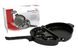 Non-Stick Omelette Pan with Poacher
