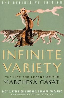 Infinite Variety by Michael Orlando Yaccarino