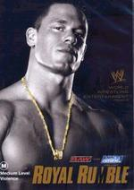 WWE - Royal Rumble 2004 on DVD