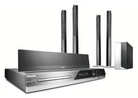 Philips HTS3548 5.1 Home Theatre DVD 1000W image