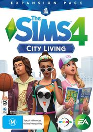 The Sims 4: City Living for PC Games