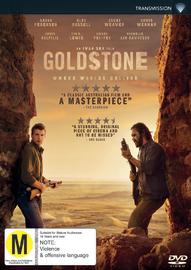 Goldstone on Blu-ray