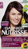 Garnier Nutrisse Permanent Nourishing Ultra Hair Colour - 3.16 Blackcurrant Delight