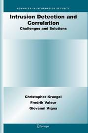 Intrusion Detection and Correlation by Christopher Kruegel