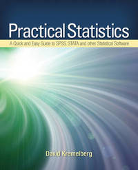 Practical Statistics by David Kremelberg image