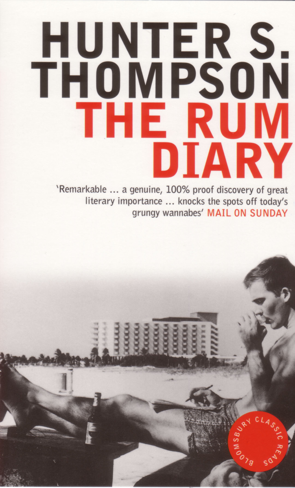 The Rum Diary by Hunter S Thompson image
