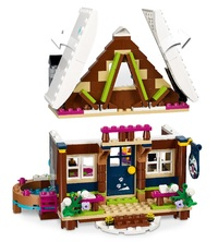 LEGO Friends: Snow Resort Chalet (41323) image