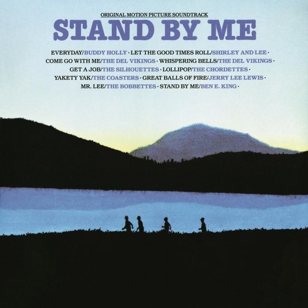 Stand By Me Original Soundtrack (LP) by Soundtrack / Various