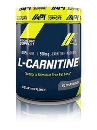 API L-Carnitine (60 Caps)