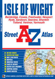 Isle of Wight Street Atlas by Geographers A-Z Map Company