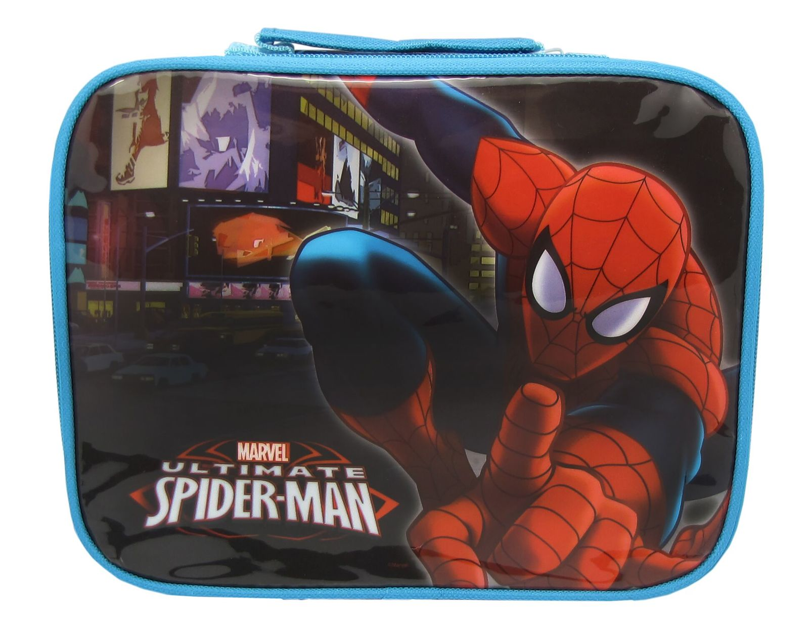 Marvel Spiderman Insulated Lunch Bag image