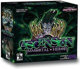 Ascension: Immortal Heroes - Card game