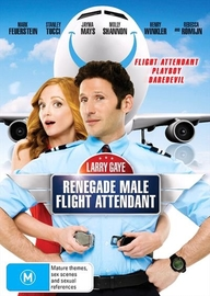 Larry Gaye Renegade Flight Attendant on DVD