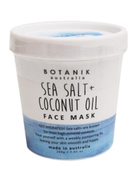Natural Infusion Face Mask Tub - Sea Salt & Coconut (200gm)