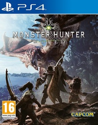 Monster Hunter World for PS4
