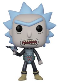 Rick & Morty – Prison Break Rick Pop! Vinyl Figure