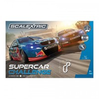 Scalextric: Supercar Challenge Slot Car Set