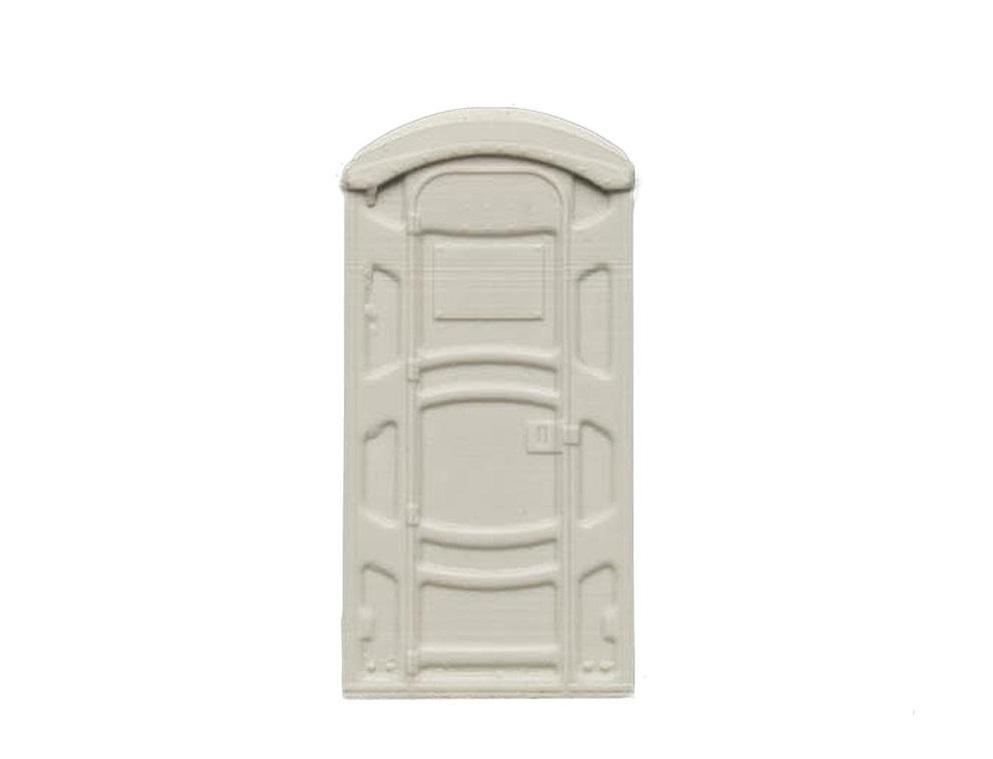 TTCombat: Tabletop Scenics - Portable Toilet Set image