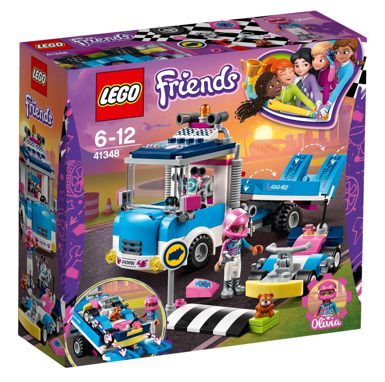 LEGO Friends - Service & Care Truck (41348) image