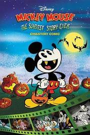 Disney Mickey Mouse: The Scariest Story Ever Cinestory Comic by Disney