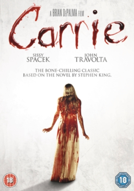 Carrie on Blu-ray