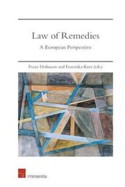 Law of Remedies by Franz Hofmann