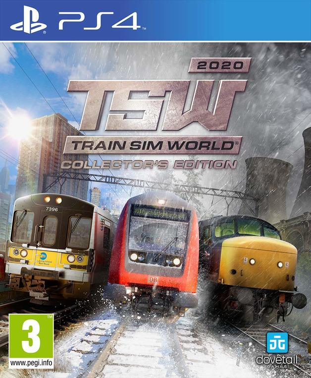 Train Sim World 2020 Collector's Edition for PS4