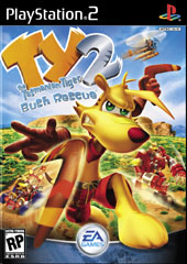 TY the Tasmanian Tiger 2 for PlayStation 2