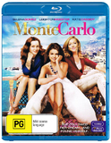 Monte Carlo on Blu-ray
