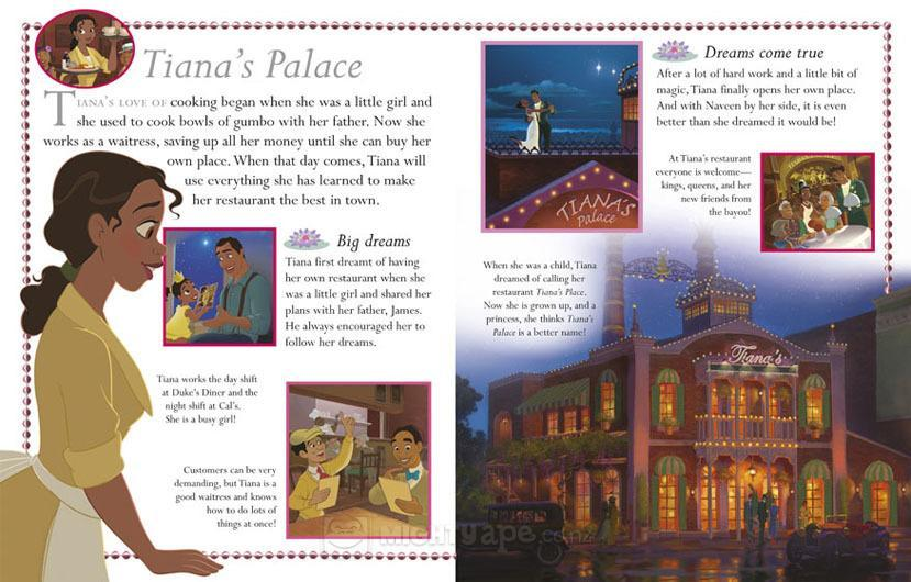 Disney Princess: The Essential Guide by DK image