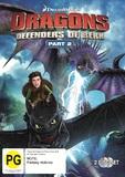 Dragons Defenders Of Berk: Part Two (2 Disc) DVD