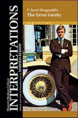 "F. Scott Fitzgerald's ""The Great Gatsby image"