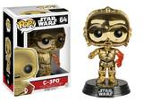 Star Wars: Metallic C-3PO Pop! Vinyl Figure