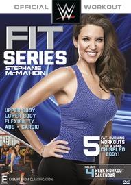 WWE Fit Series: Stephanie McMahon on DVD