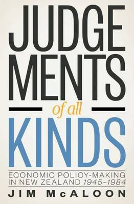 Judgements of all Kinds by Jim McAloon