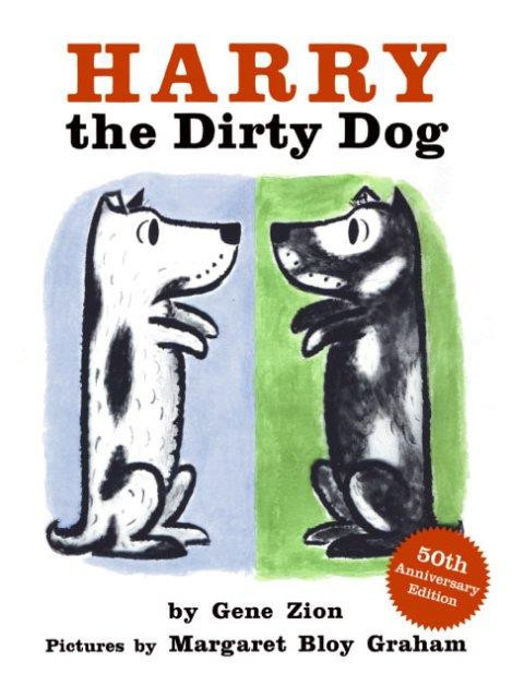 Harry the Dirty Dog by Gene Zion image