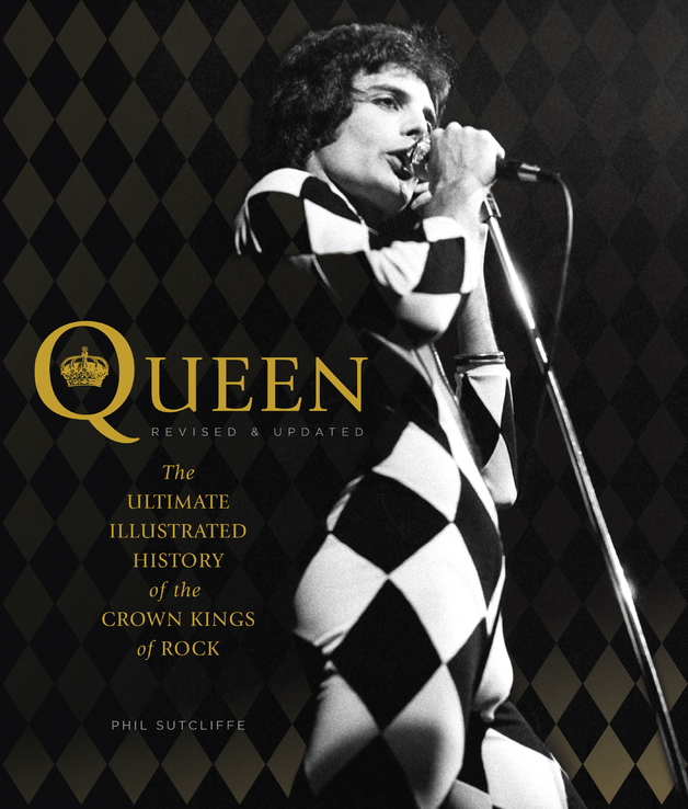 Queen, Revised & Updated by Phil Sutcliffe