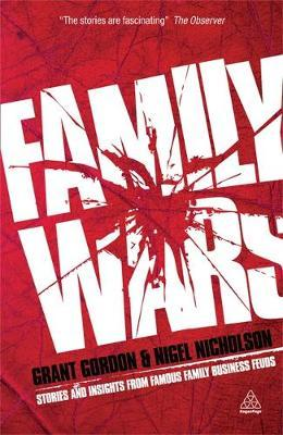 Family Wars by Grant Gordon image