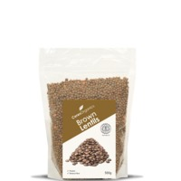 Ceres Organics Lentils (Brown, 500g)
