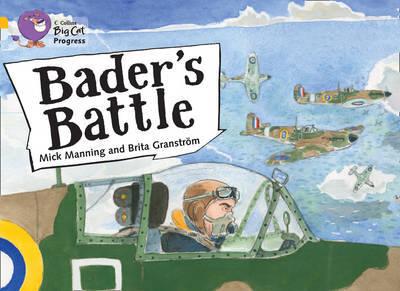 Bader's Battle by Brita Granstrom image
