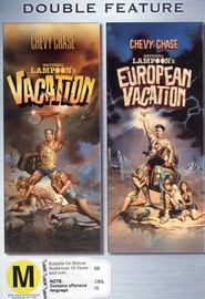 National Lampoon's Vacation / European Vacation - Double Feature (2 Disc Set) on DVD image