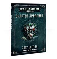 Warhammer 40,000 Codex: Chapter Approved