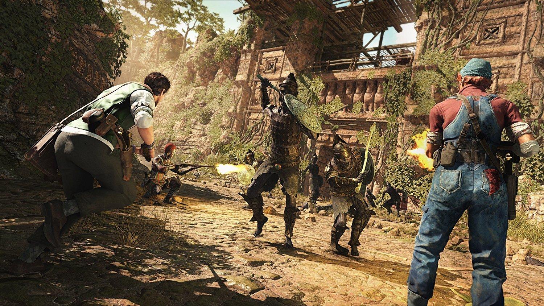 Strange Brigade for PS4 image
