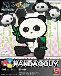HGPG 1/144 Pandagguy - Model Kit